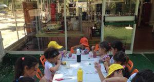 Campo scuola Zoo di Napoli