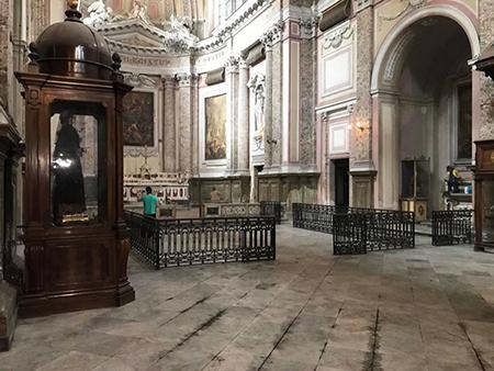 Chiesa di San Potito, Napoli