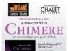 'Chimere' di Annavera Viva
