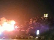 Incendio Parco Archeologico di Velia