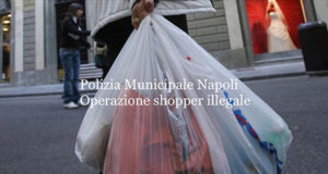 Operazione shopper illegale