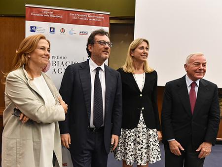 'Premio Biagio Agnes 2017'