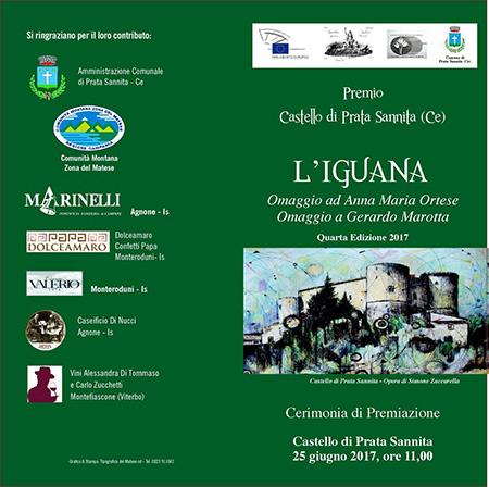 Premio 'L'iguana'