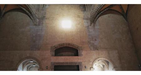Sala dei Baroni del Maschio Angioino