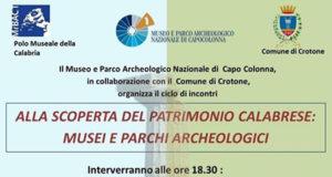 'Alla scoperta del patrimonio calabrese: musei e parchi archeologici'
