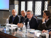 Amedeo Lepore al 'Port & Shipping Tech' di Genova