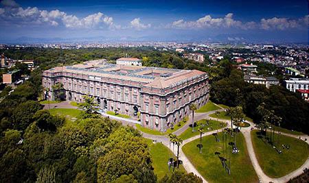 Bosco di Capodimonte, foto di Giuseppe Salviati