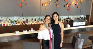 Fiorenza Cennicola e Yvonne Cheung