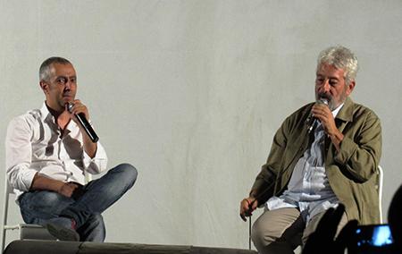Francesco Massarelli e Gianfranco Cabiddu