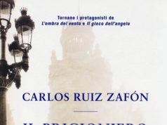'Il prigioniero del cielo', di Carlos Ruiz Zafón