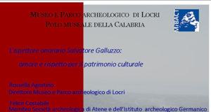 'L'ispettore onorario Salvatore Galluzzo: amore e rispetto per il patrimonio culturale'