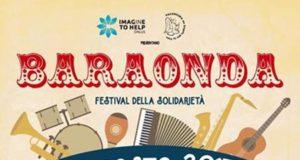 'Baraonda', festival della solidarietà