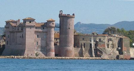 Castello di Santa Severa, Santa Marinella (RM)