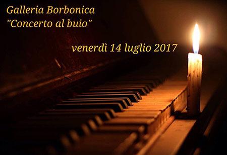 'Concerto al buio'