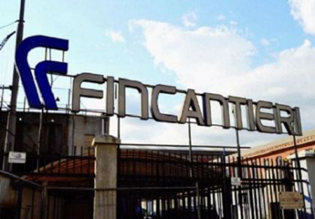 Fincantieri Castellammare di Stabia