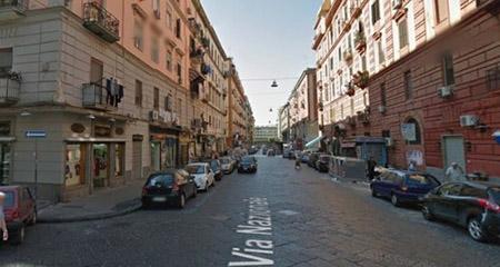 Via Nazionale Napoli