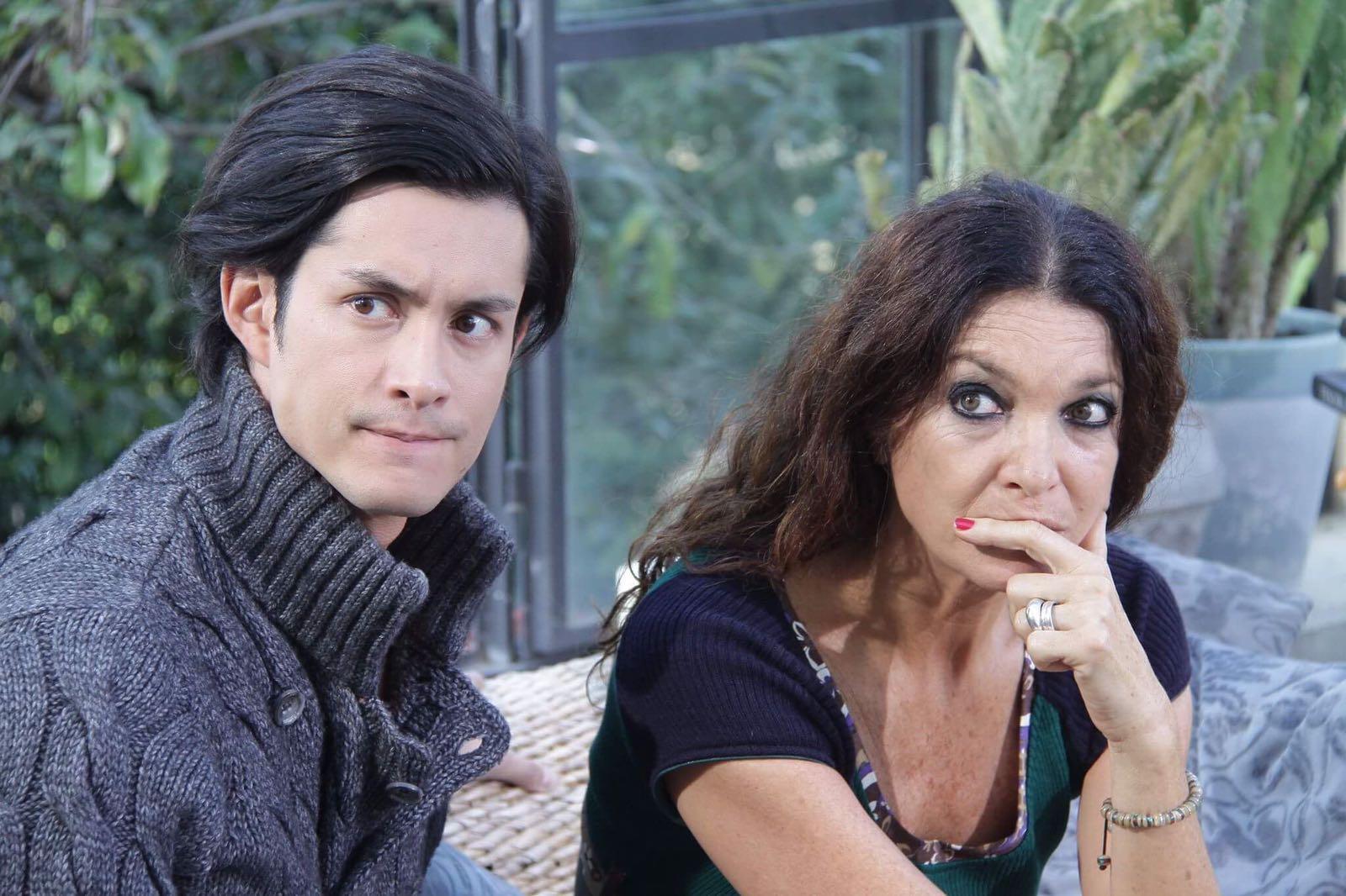 Andrea Cocco e Marina Suma