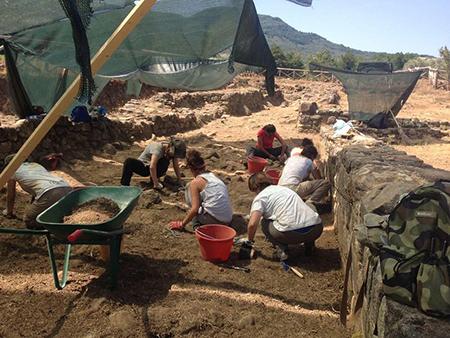 Caselle In Pittari (SA) - Indagini di scavo stratigrafico