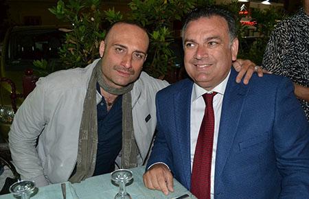 Cristiano Di Maio e Antonio Grilletto