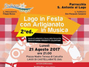 'Lago in Festa con Artigianato in Musica'