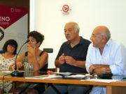 Michele Faiella, Giovanni Villani, Rosa Carafa e Rosanna Romano