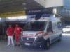 Ambulanza medicalizzata Stazione di Piazza Garibaldi, Napoli