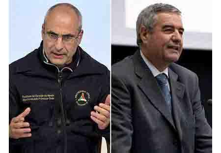 Si è dimesso il capo della Protezione civile Curcio. Arriva Borrelli