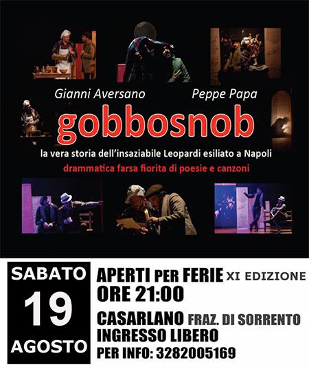 'Gobbosnob'