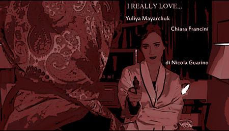 'I really love…' di Nicola Guarino