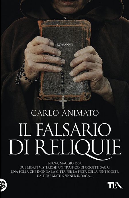 'Il falsario di reliquie', di Carlo Animato