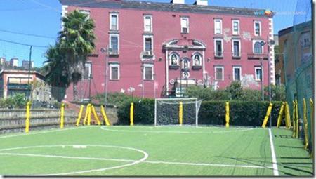 Parco San Gennaro, Napoli