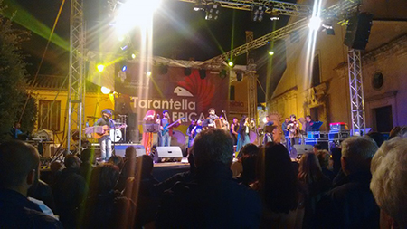 'Tarantella for Africa'
