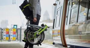 Brompton, bici pieghevole