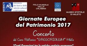 'Canti Gregoriani tra le antiche vestigia normanne'