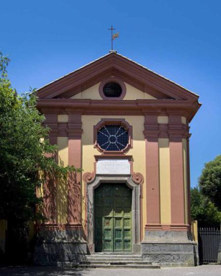 Chiesa di San Gennaro a Capodimote, Foto Alessio Cuccaro