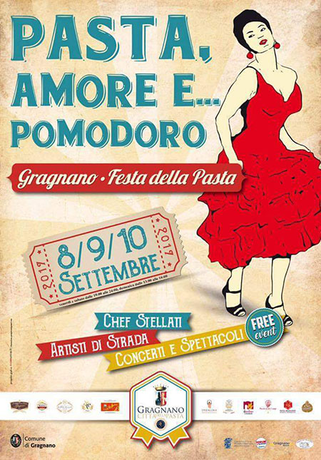 'Pasta, Amore e... Pomodoro'
