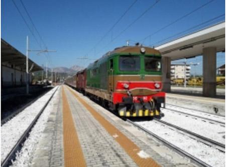 Treno diretto Napoli-Pietrelcina