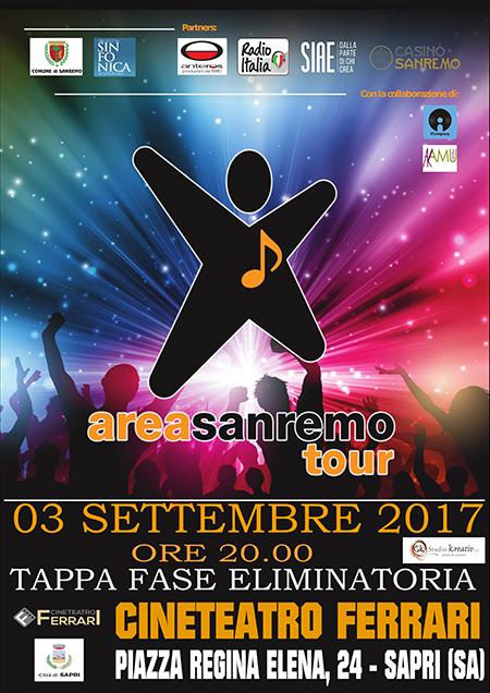 Area Sanremo Tour Sapri