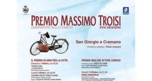 Premio Massimo Troisi XVII Edizione
