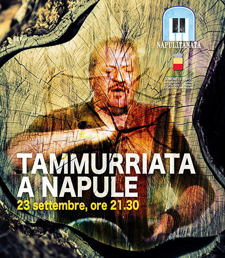 Tammurriata a Napule