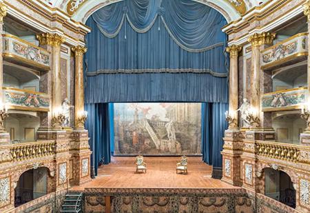 Teatro di corte, Reggia di Caserta