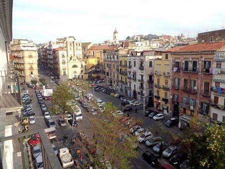 Via Carbonara Napoli