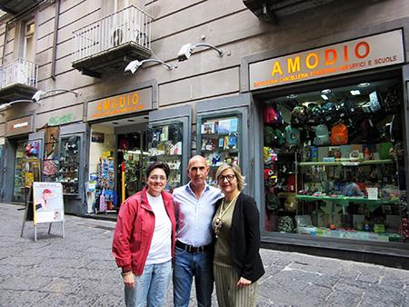 Amodio di A-Store Srls, Napoli