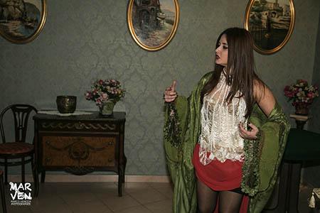 Annalisa Direttore in 'Meretrices'