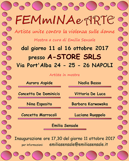 FEMmINAe ARTE