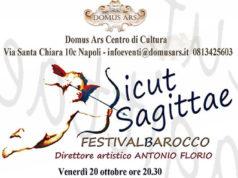 Sicut Sagittae - Festival Barocco
