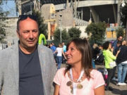 Stefano Buono e Laura Carcavallo