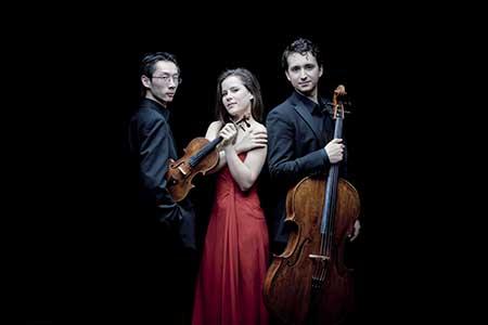 Amatis Piano Trio Photo: Marco Borggreve