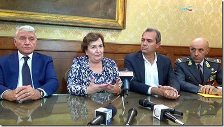 Carmela Pagano, Luigi de Magistris