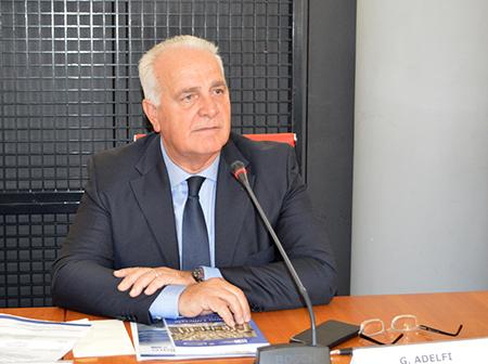 Giovanni Adelfi, amministratore unico BIN